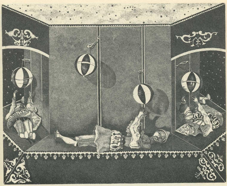 giostra celeste Edo Janich