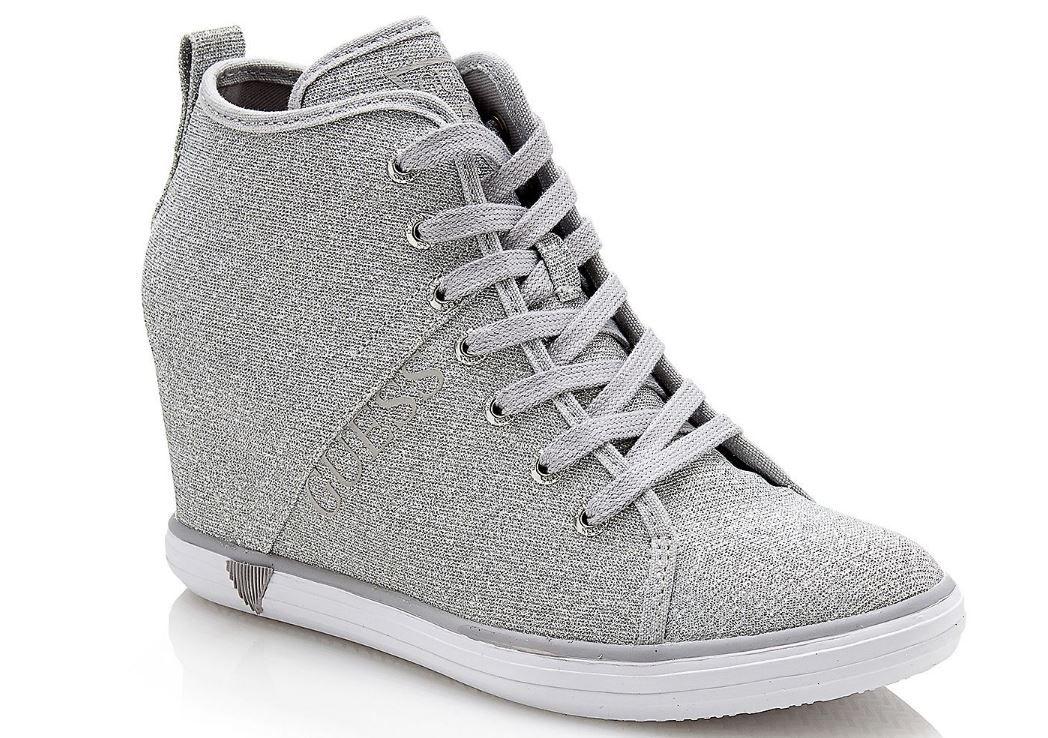 Guess Scarpe: l'Autunno Inverno 2017 è Sparkling Guess scarpe autunno  inverno 2017 sneakers