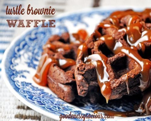 Turtle Brownie Waffle: Great way to get a chewy corner piece in every bite! #turtlebrownies Turtle Brownie Waffle: Great way to get a chewy corner piece in every bite! #turtlebrownies Turtle Brownie Waffle: Great way to get a chewy corner piece in every bite! #turtlebrownies Turtle Brownie Waffle: Great way to get a chewy corner piece in every bite! #turtlebrownies Turtle Brownie Waffle: Great way to get a chewy corner piece in every bite! #turtlebrownies Turtle Brownie Waffle: Great way to get