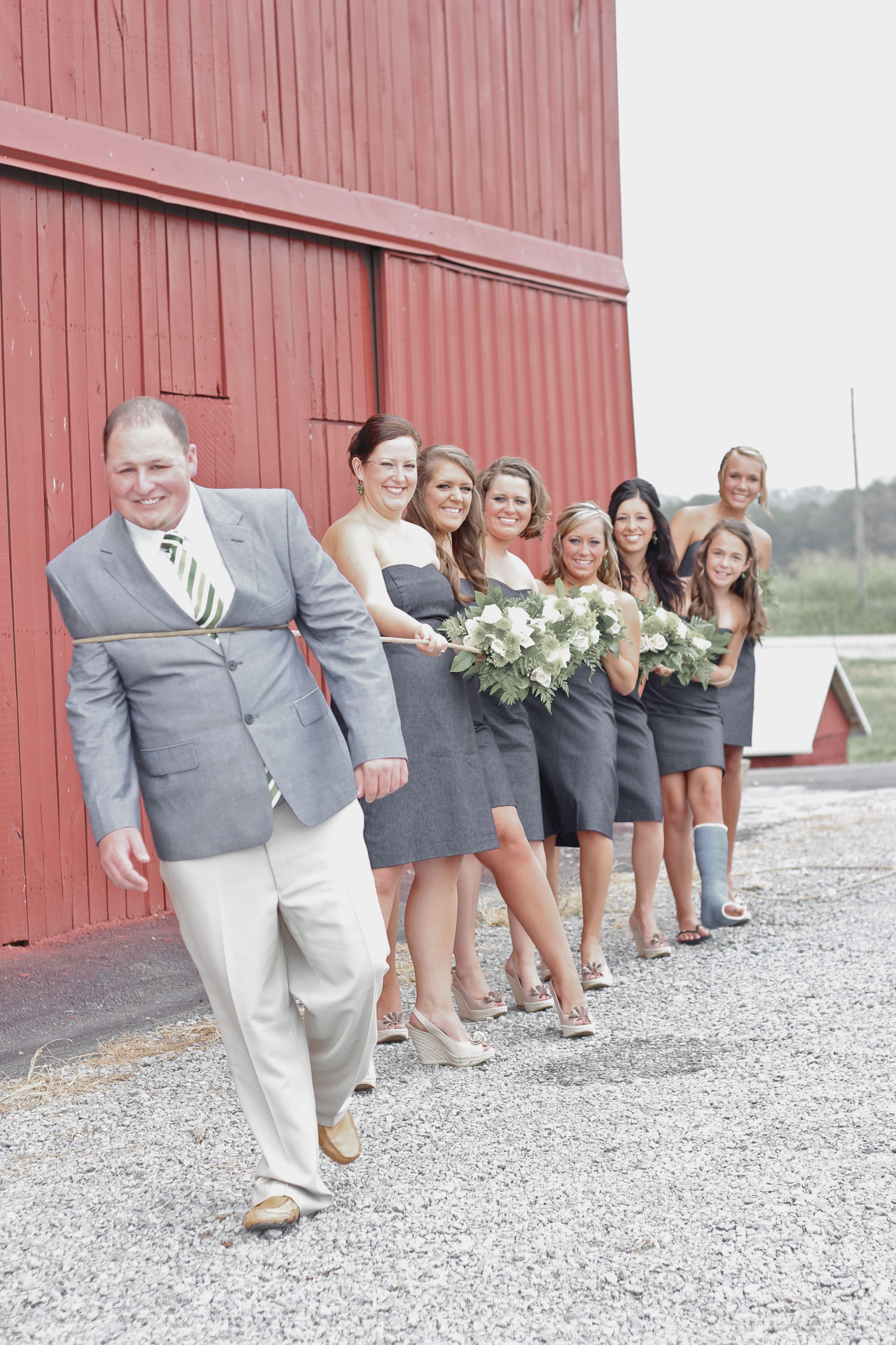 practical/casual wedding attire