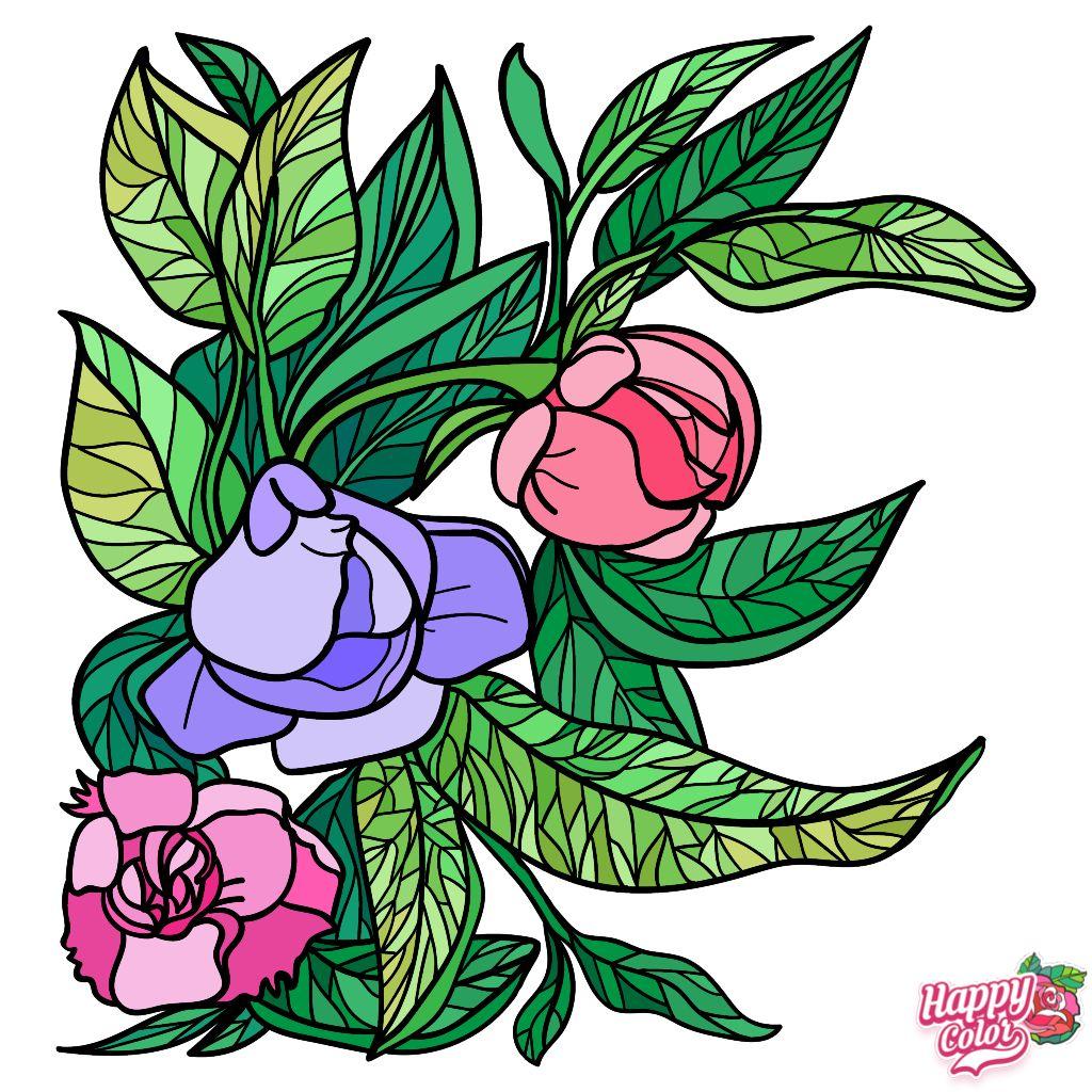 3/6/19 - Happy Color app | Раскраски, Рисунки, Дизайн
