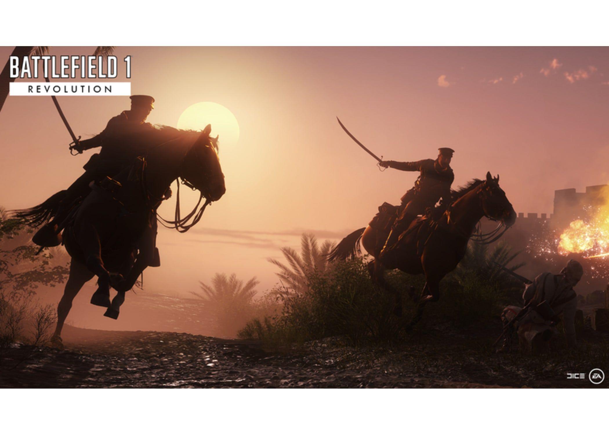 Battlefield 1 Revolution Battlefield 1 Digital Illustration