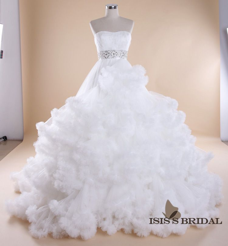 Puffy Ball Gown Wedding Dresses | ... Puffy Ball gown Bridal ...
