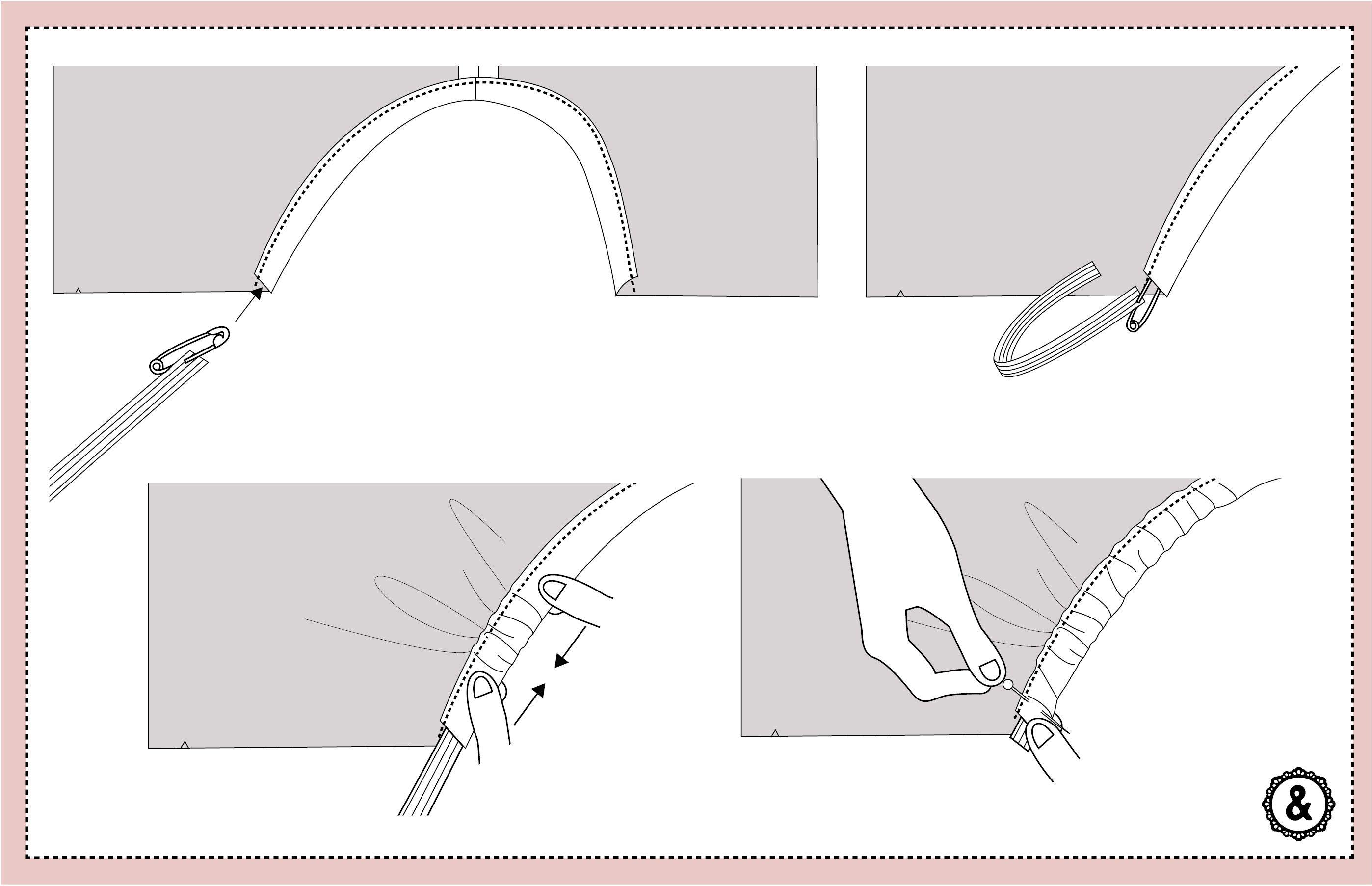 Ya verás lo fácil y divertido que és hacer este original cubrepañal ...