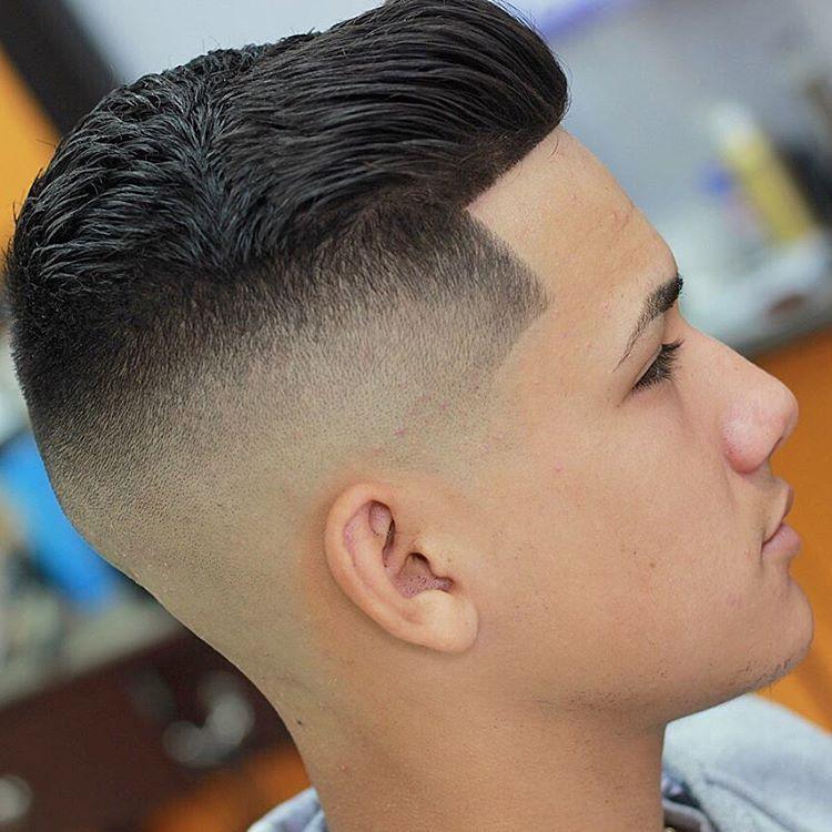 cortes de cabelo curto masculino linhas marcadas