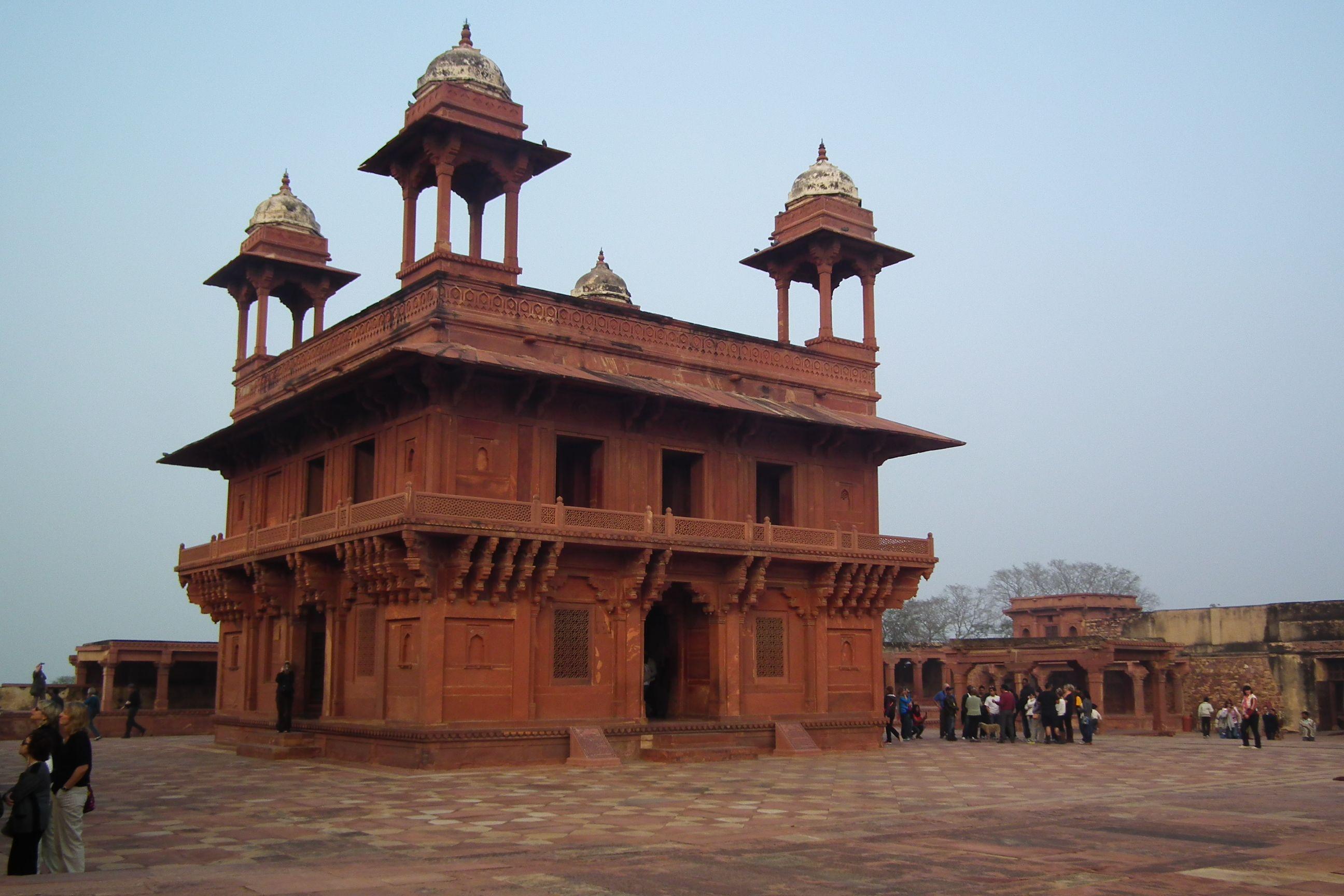 palais de fatehpur sikri agra d couvrez les palais de l inde travers notre circuit les. Black Bedroom Furniture Sets. Home Design Ideas