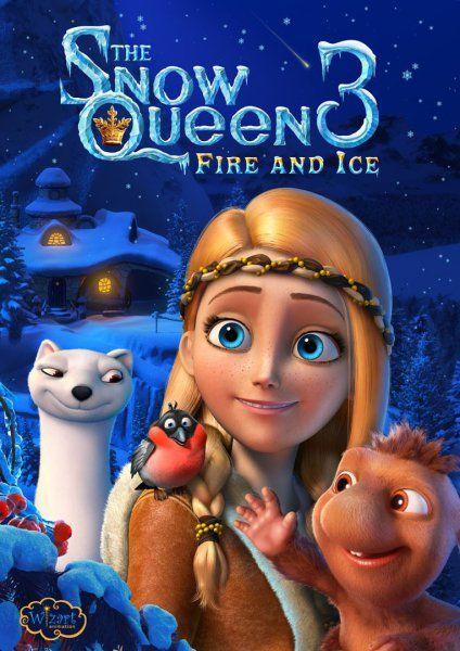 The Snow Queen 3 Movie Trailer The Snow Queen 3 Snow Queen Movie Snow Queen