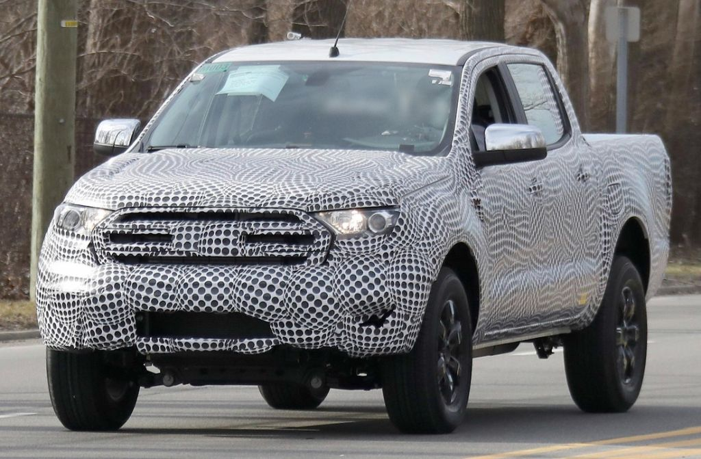 2018 Ford Ranger Release Date Price Interior Redesign Exterior