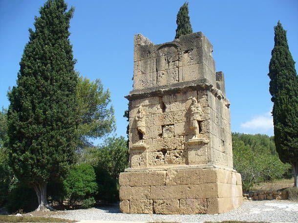 Torre de los Escipiones, Tarragona