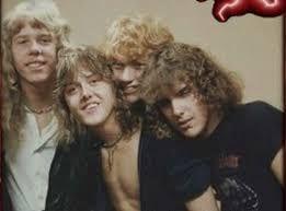 Resultado de imagen para metallica 1982