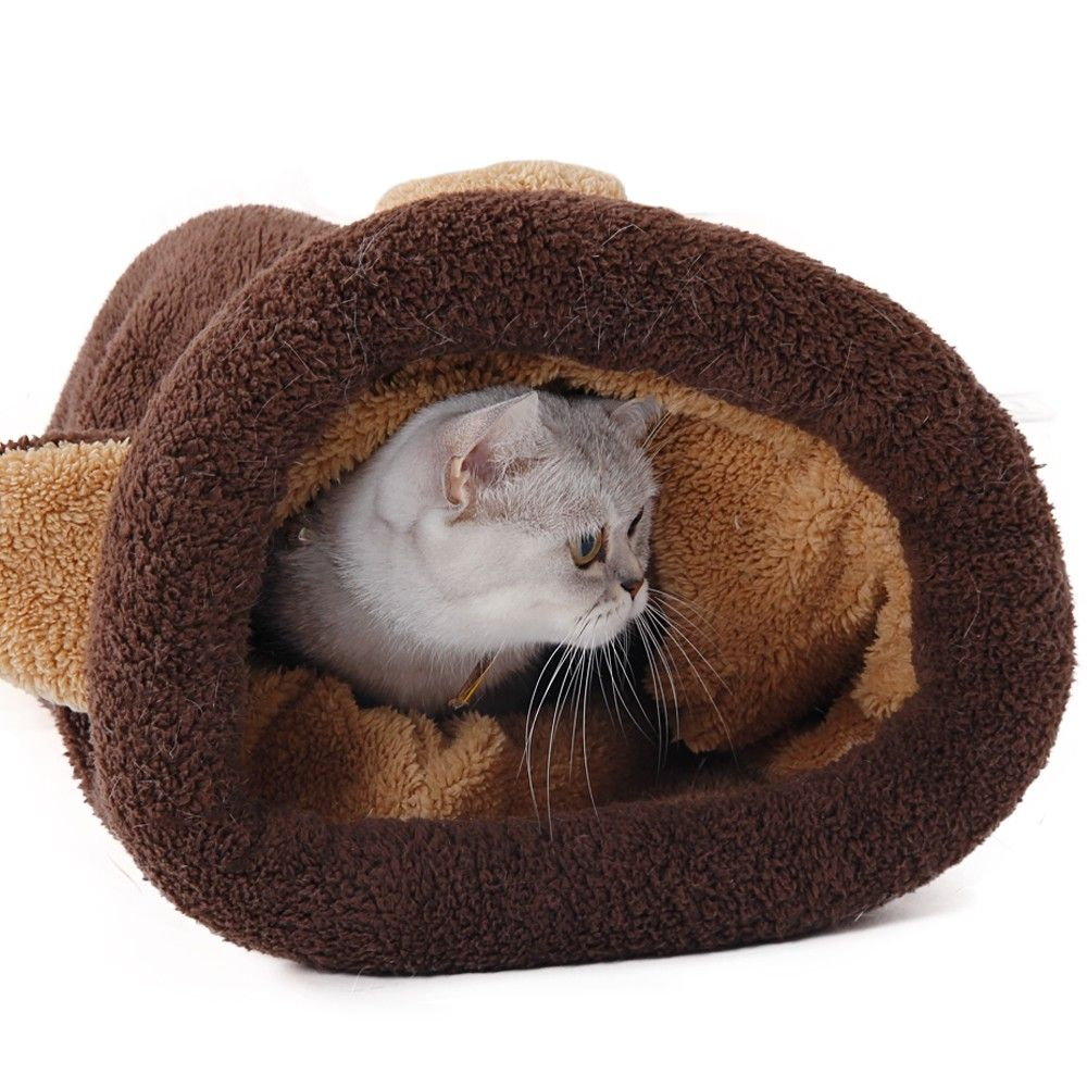 Cat Bed Cute Sleeping Bag Beds