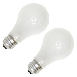 Bulbrite 50a19f 12 50 Watt A19 Frost 12 Volt Incandescent Bulbs 2 Pack By Bulbrite 6 84 Bulbrite S Line Of Low Voltage G Light Bulb Incandescent Bulbs Bulb