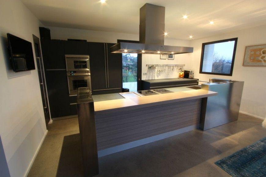 ¿Una cocina moderna?