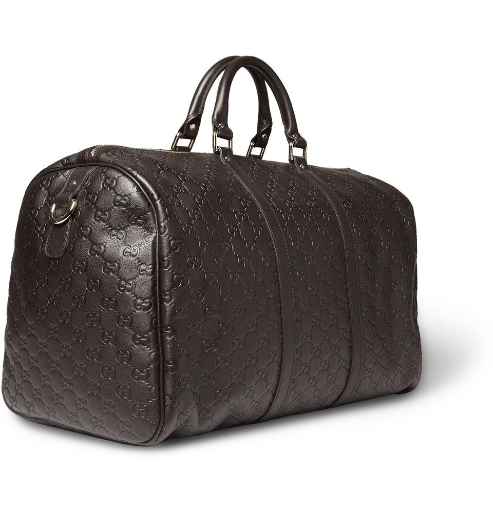 GucciJoy Guccissima Leather Holdall