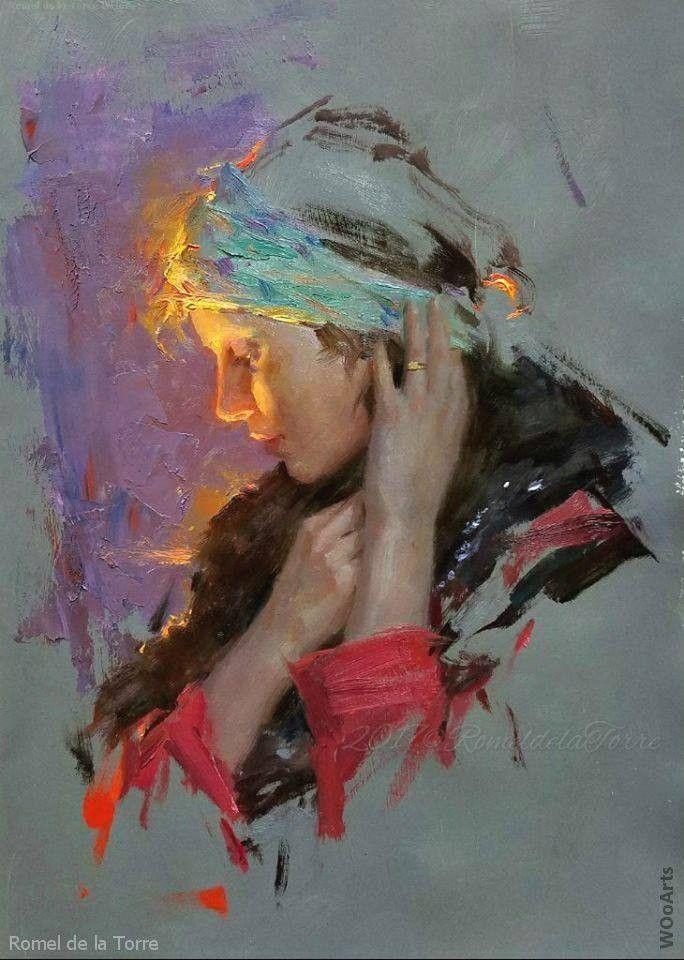 Epingle Par Jphilipg Sur Lumiere Portrait Peinture Dessin