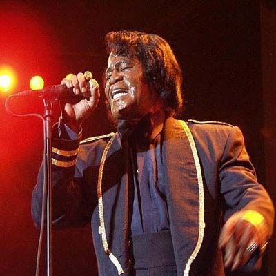 James Brown I got you I feel good backing track