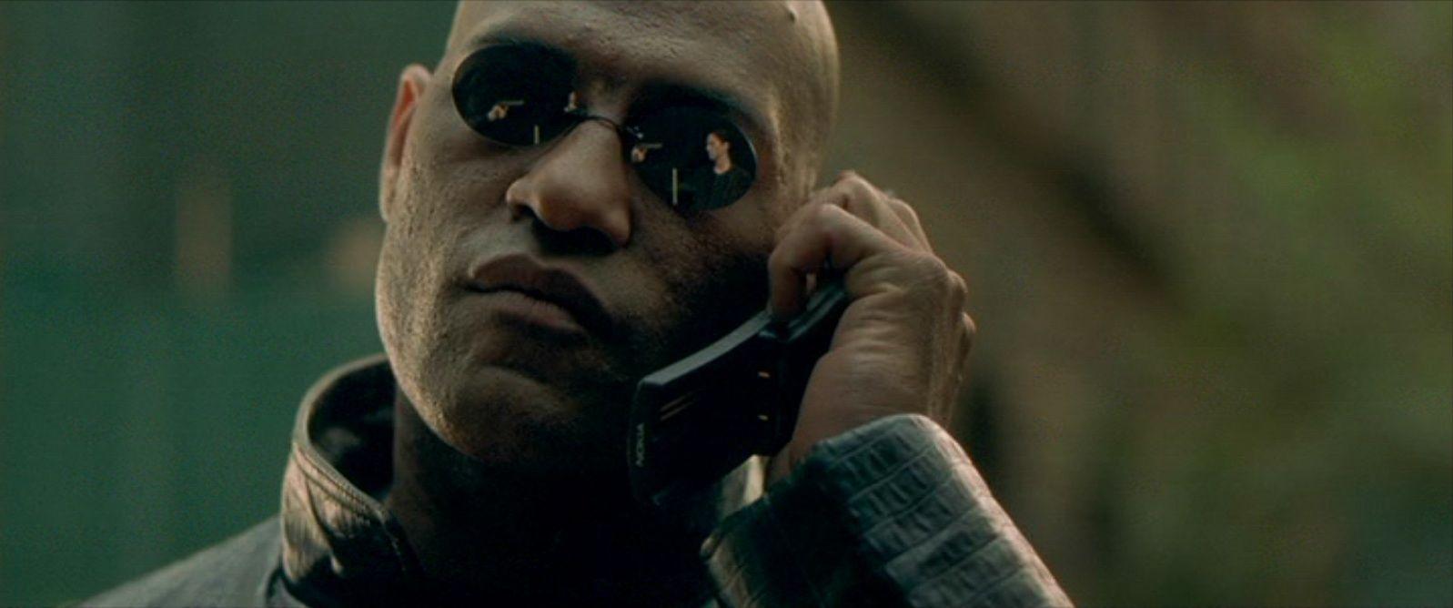 Image result for matrix phone