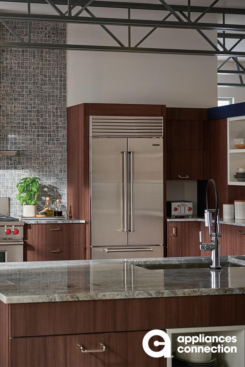 Bi 42ufd S Ph 42 Built In French Door Refrigerator From Sub Zero Will Be The Best Addition To Your Kitchen The U Kitchen Design Stylish Kitchen Kitchen Decor