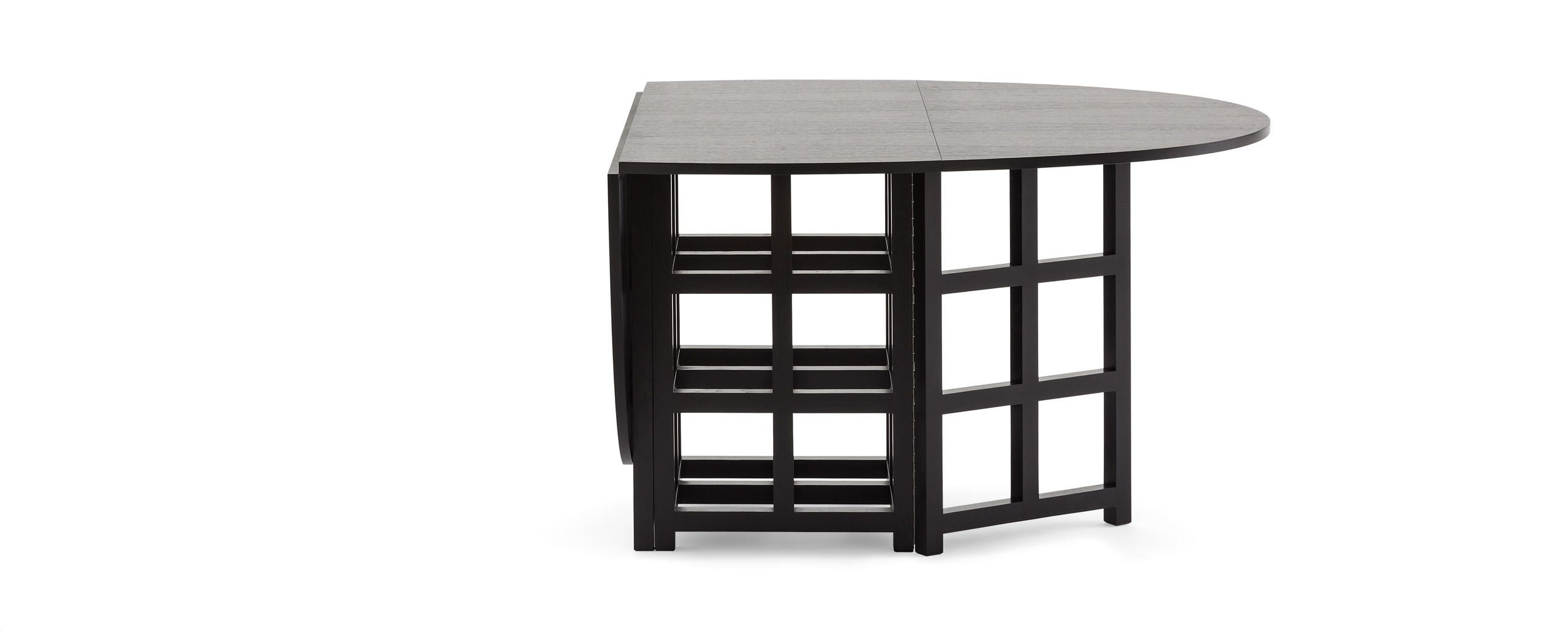 Cassina Collection: Mackintosh dropleaf gateleg table. | Dining ...