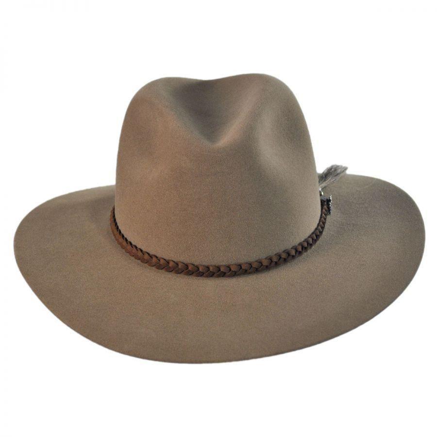 Hunt Club Biltmore Crossroads Pure Fur Felt Hat. Made to Order in ... da4afaaf8d75