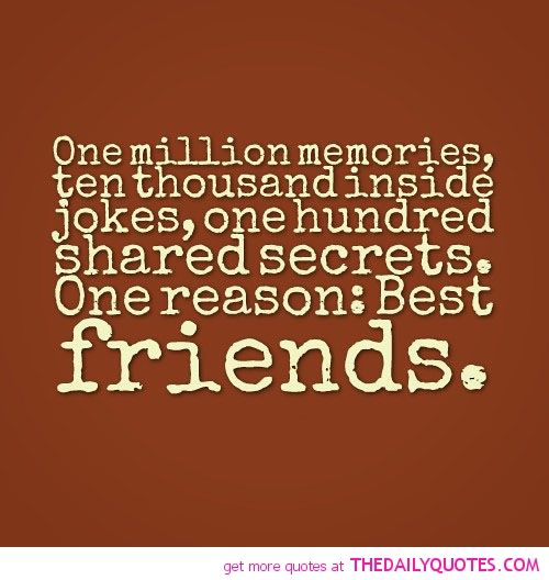 Inn Trending » Quotes And Sayings About Friendship Memories