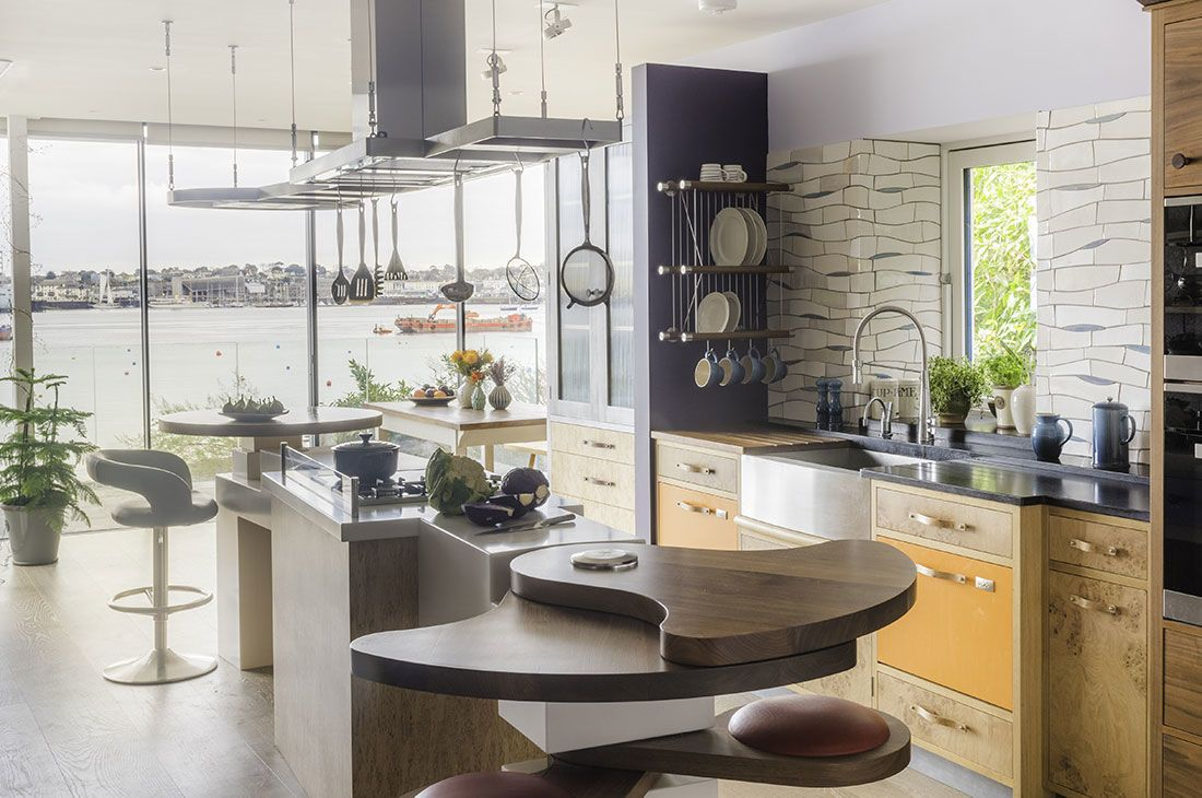 "Best ""I Design Kitchens Around Eye Contact Which Is Why I 400 x 300"