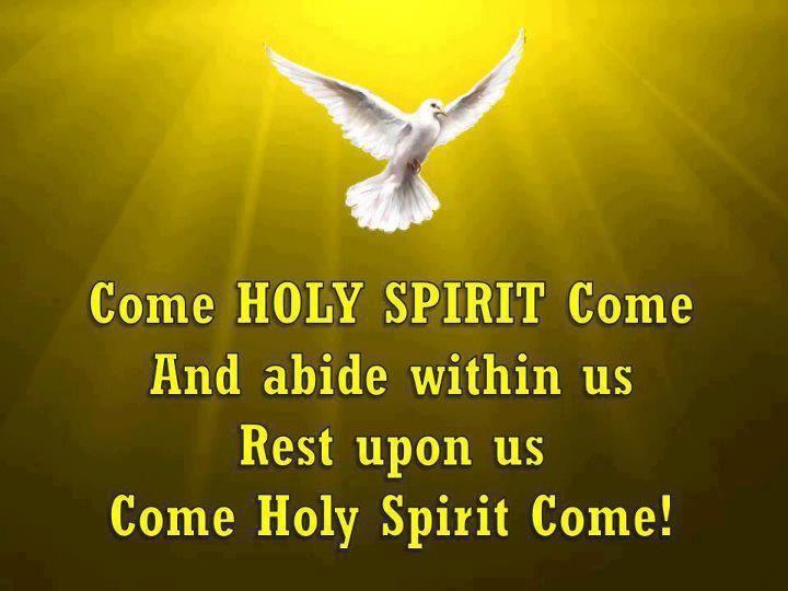 Pneumatology, Doctrine of the Holy Spirit