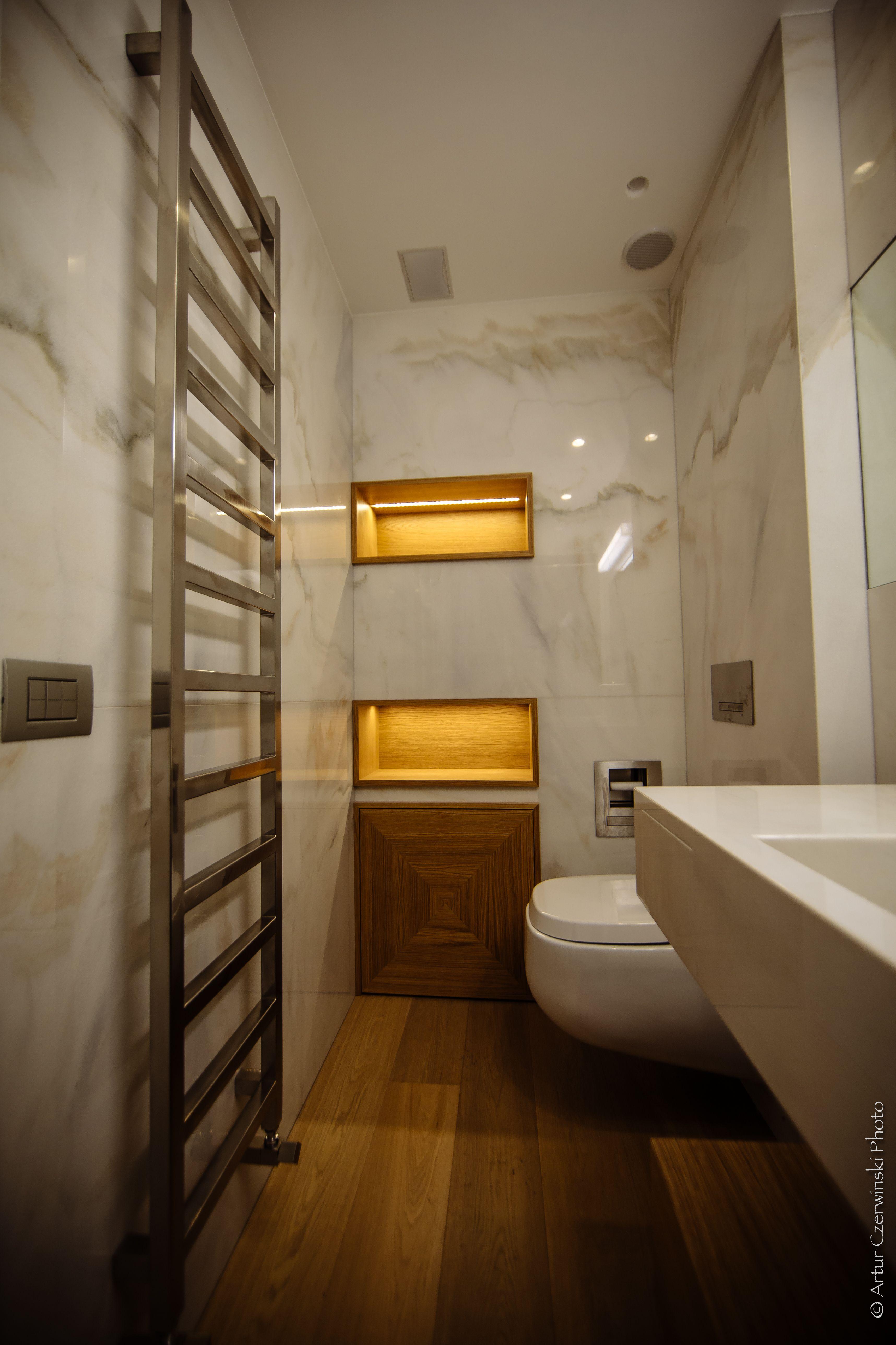 Bagno, marmo, falegnameria, illuminazione, dettaglio, casa