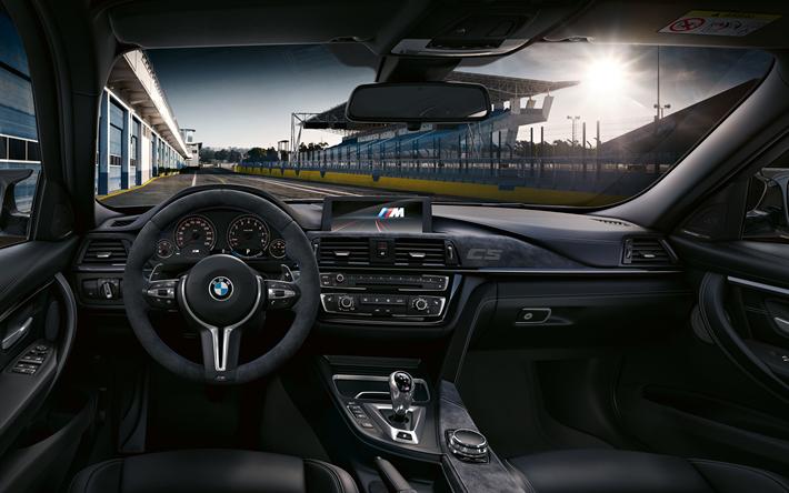 Herunterladen Hintergrundbild Bmw M3 Cs 2018 Autos Deutsche Autos F80 Armaturenbrett Innenraum Neuer M3 Bmw Besthqwallpapers Com In 2020 Bmw M3 Bmw M4 Interior Bmw