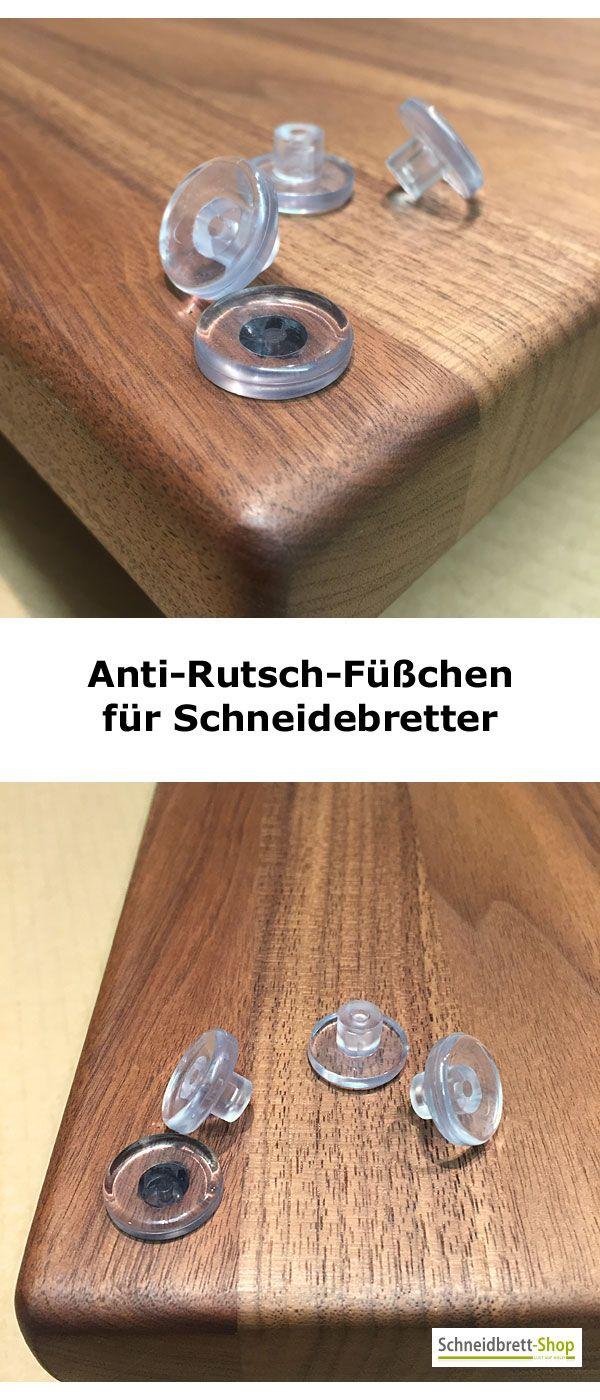 Gummipuffer | Küche und Wohnen | Pinterest | Schneidebrett, Küchen ...