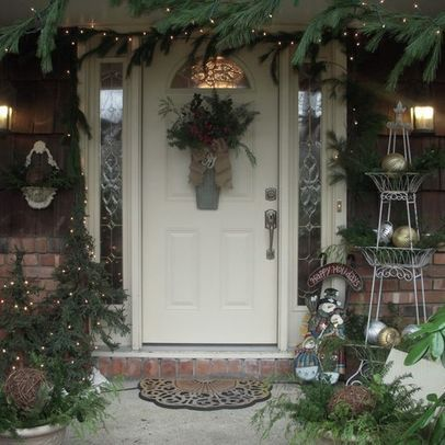 Front Door Decorations Design, Pictures, Remodel, Decor and Ideas