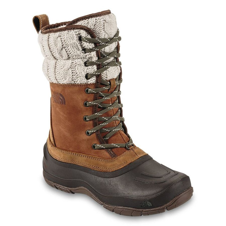 north face women's shellista boots