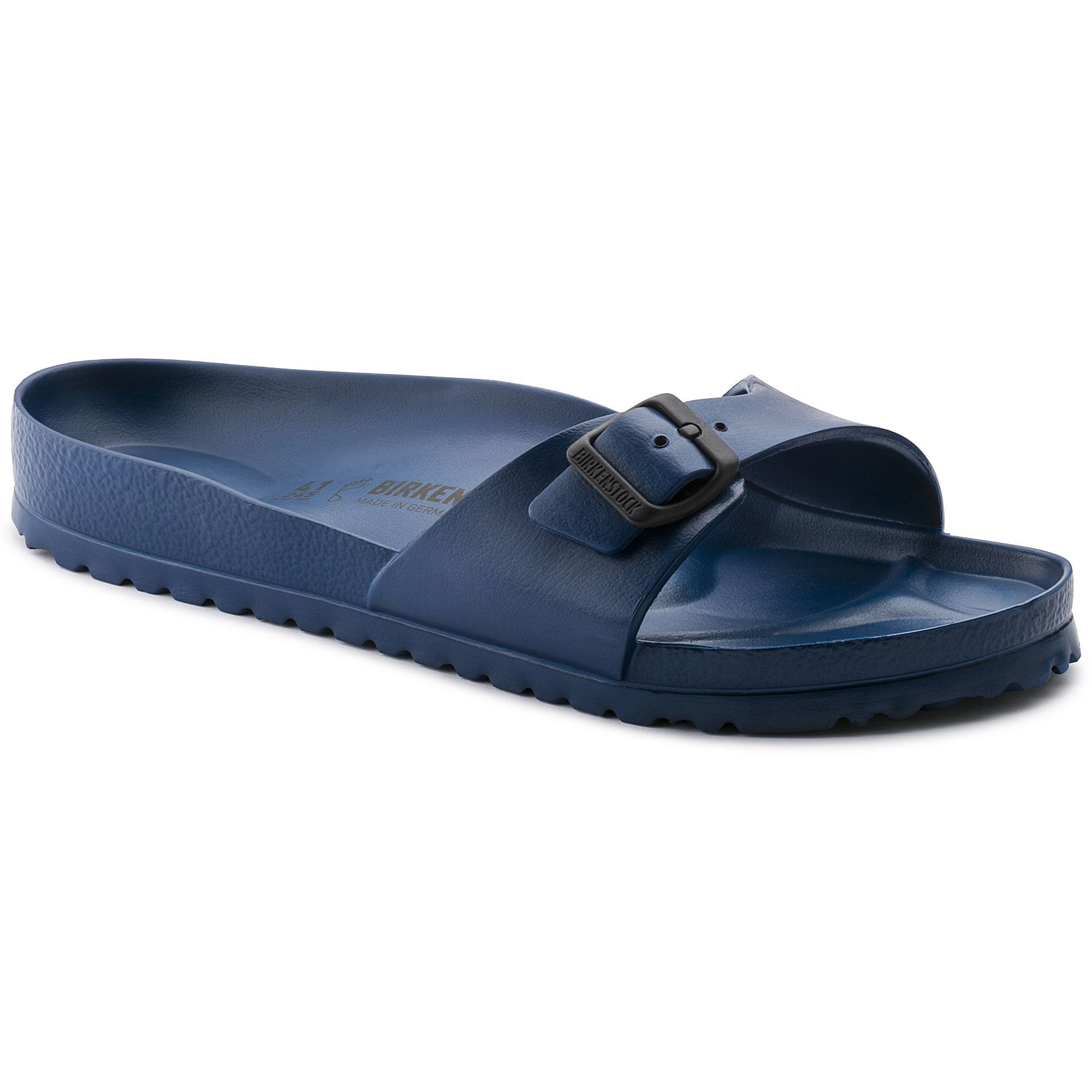 8c27ac58477 BIRKENSTOCK Madrid Essentials Navy EVA in all sizes ✓ Buy directly from the  manufacturer online ✓ All fashion trends from Birkenstock