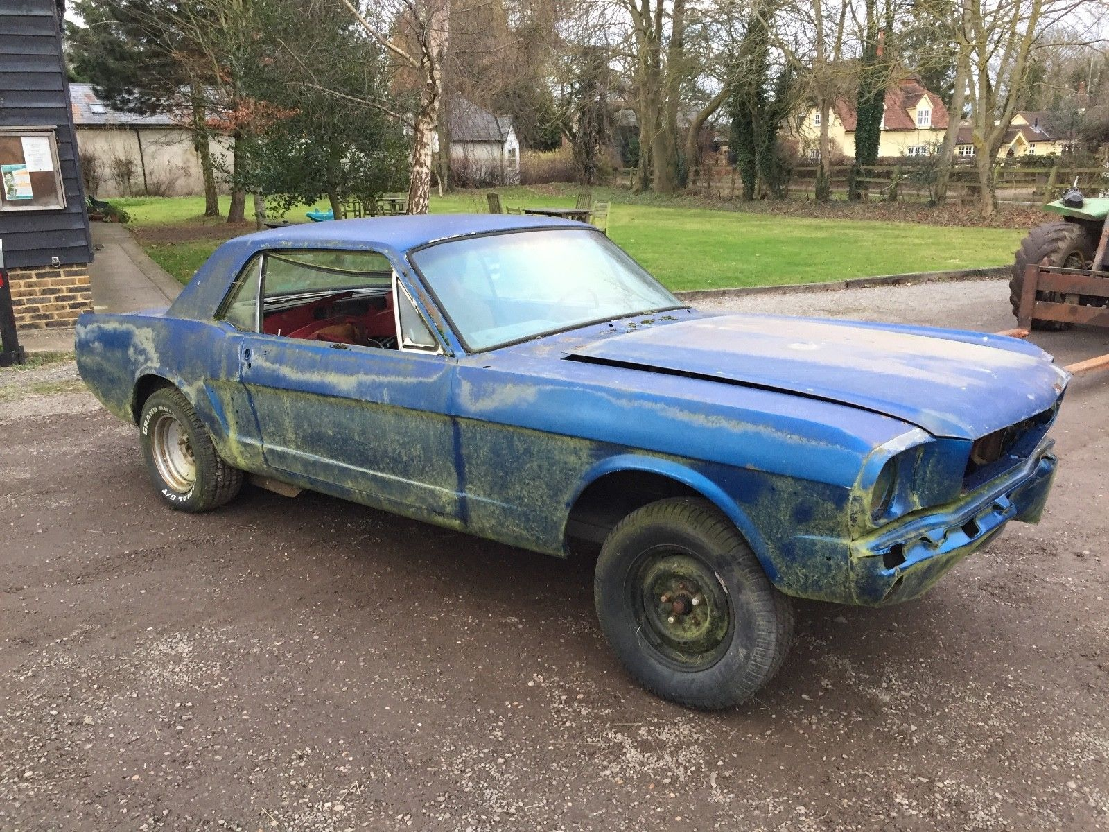 eBay: 1966 FORD MUSTANG #fordmustang #ford | Ford Mustang ...