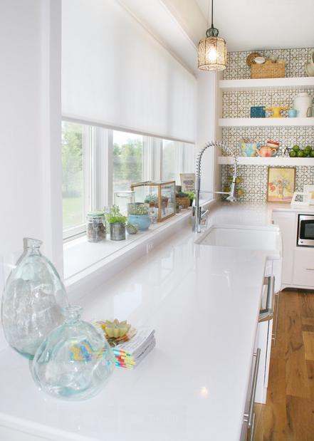 Why We Chose Quartz Countertops Small House Decor Ideas Kitchen