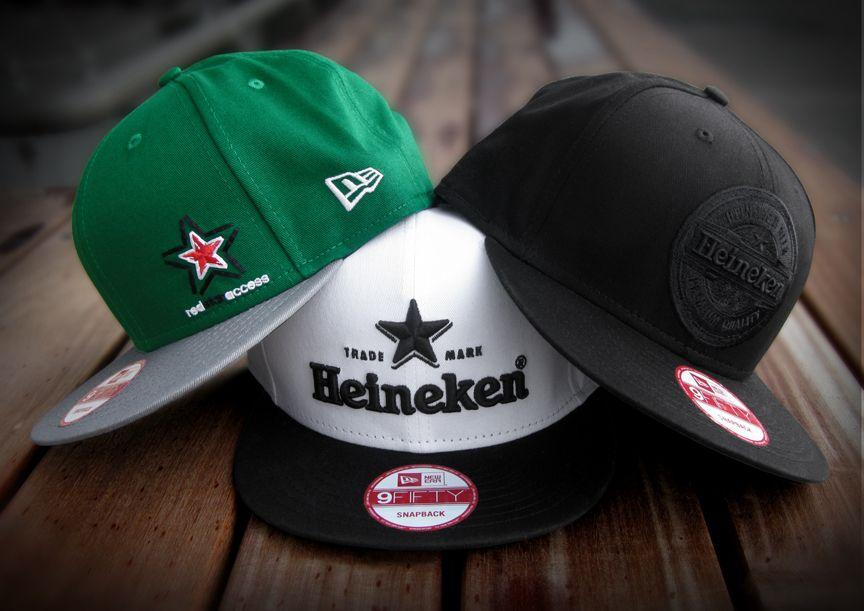 Heineken New Era Cap  0ab0c59e803d