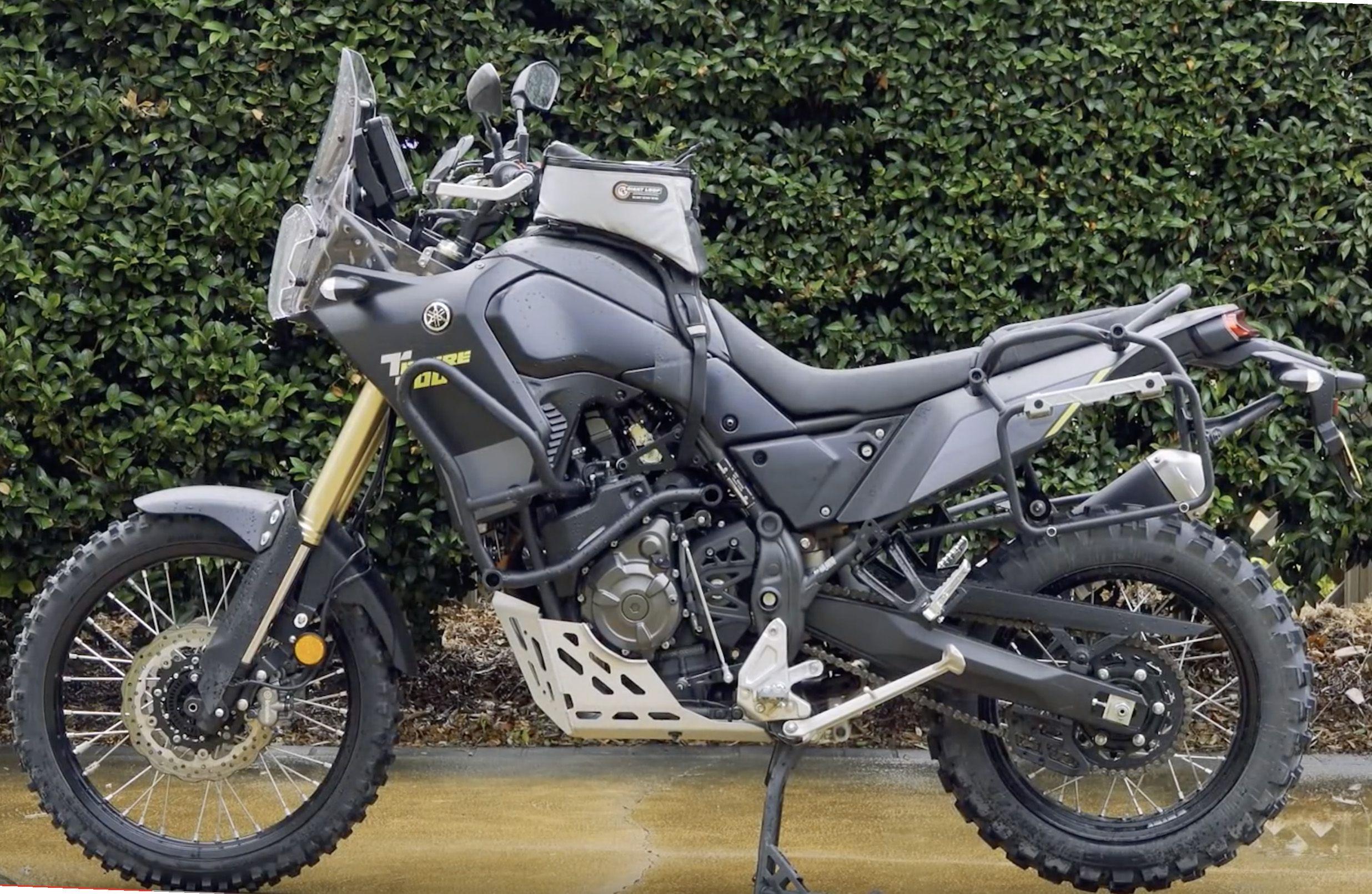 Yamaha Tenere 700 in 2020 Adventure bike, Adventure