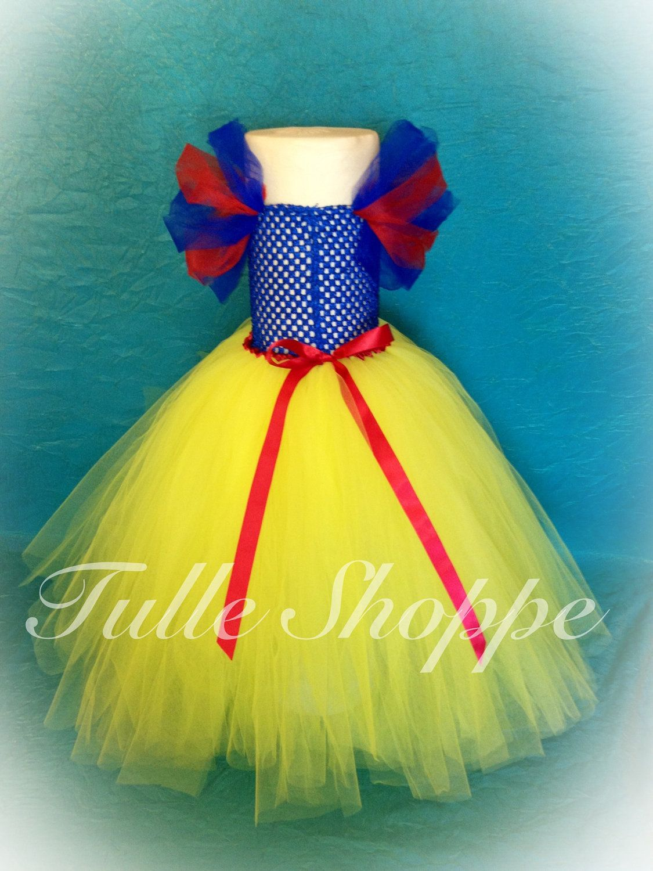 ee341c6ed3 Snow White Tutu Dress