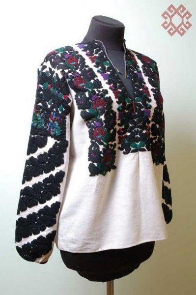 Сорочка з колекції Віри Матковської    Борщівські сорочки ... f1ecaf513b442