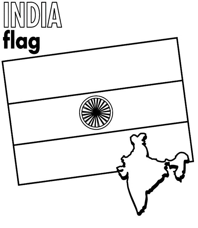 map of india | Indian Flag | Pinterest