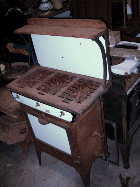 1910 Gas Stoves Antique Sears Gas Stove Intact Full