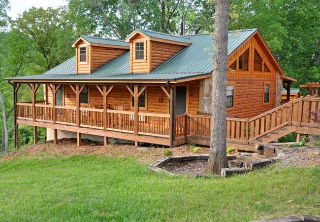 Small log homes go modular homes log homes pole barn for Custom cottages for sale