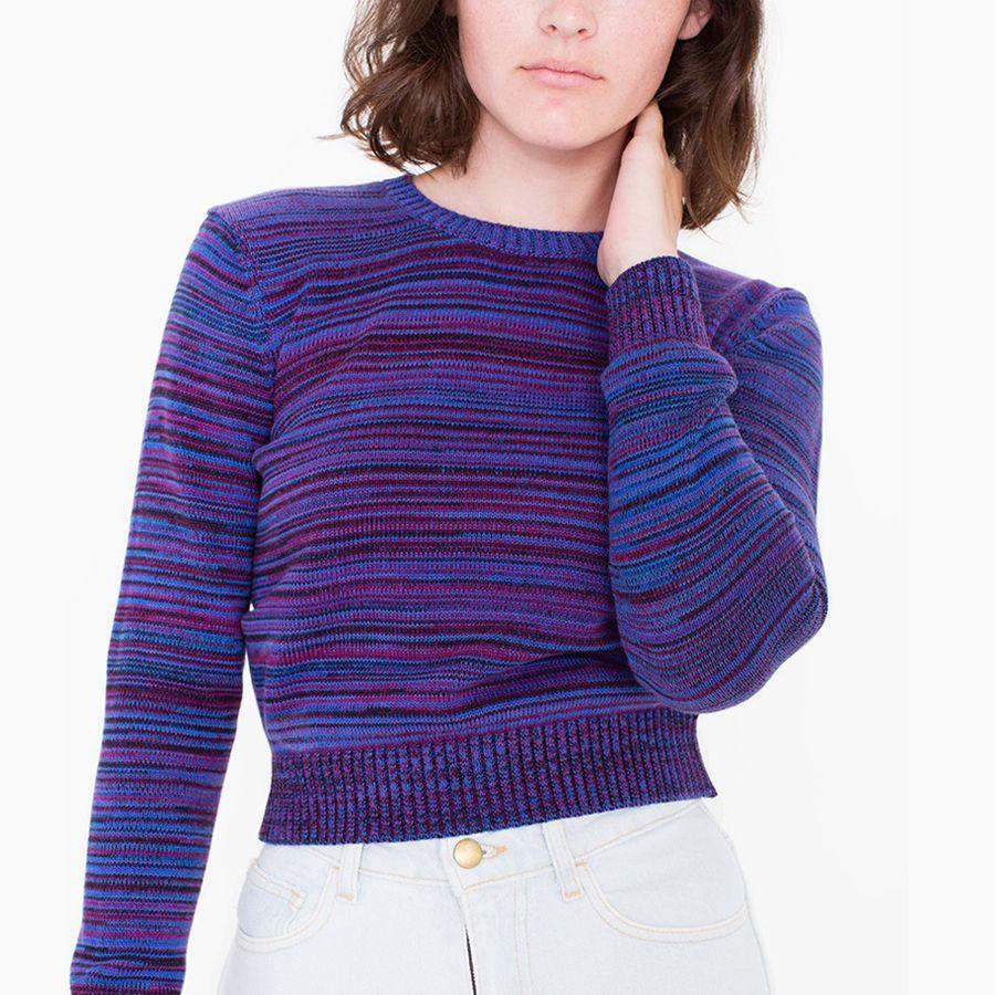American apparel AA Classic Women Tight-Fitting Elastic High Waist ...