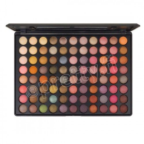 Blush Professional 88 Colour Precious Metals Eyeshadow Palette luomiväripaletti 15,99€