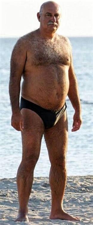 Mature Men In Thongs
