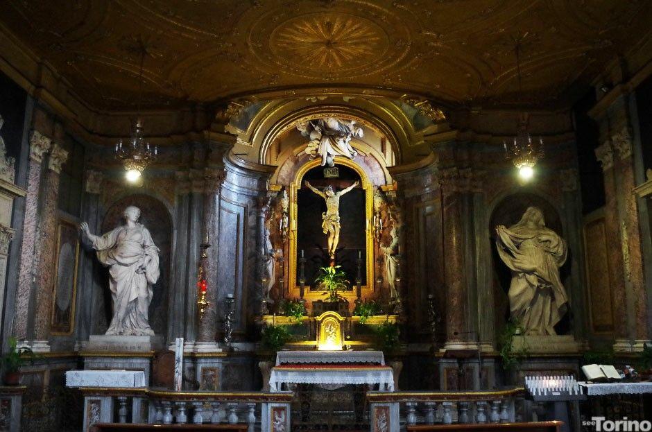 Cappella del Crocifisso duomo di Torino