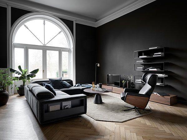 Chaise Lounge Sofas Amsterdam Iounging Module For Sofa Armrest Right Open End Left Bocon Living Room Scandinavian Interior Design Living Room Sofa Design