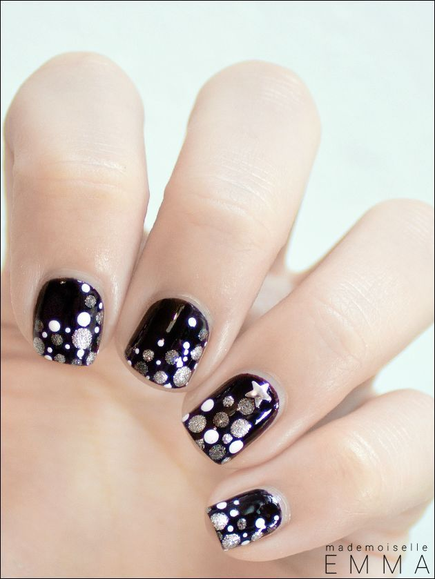 15 super easy nail design ideas for short nails short nails 15 super easy nail design ideas for short nails prinsesfo Image collections