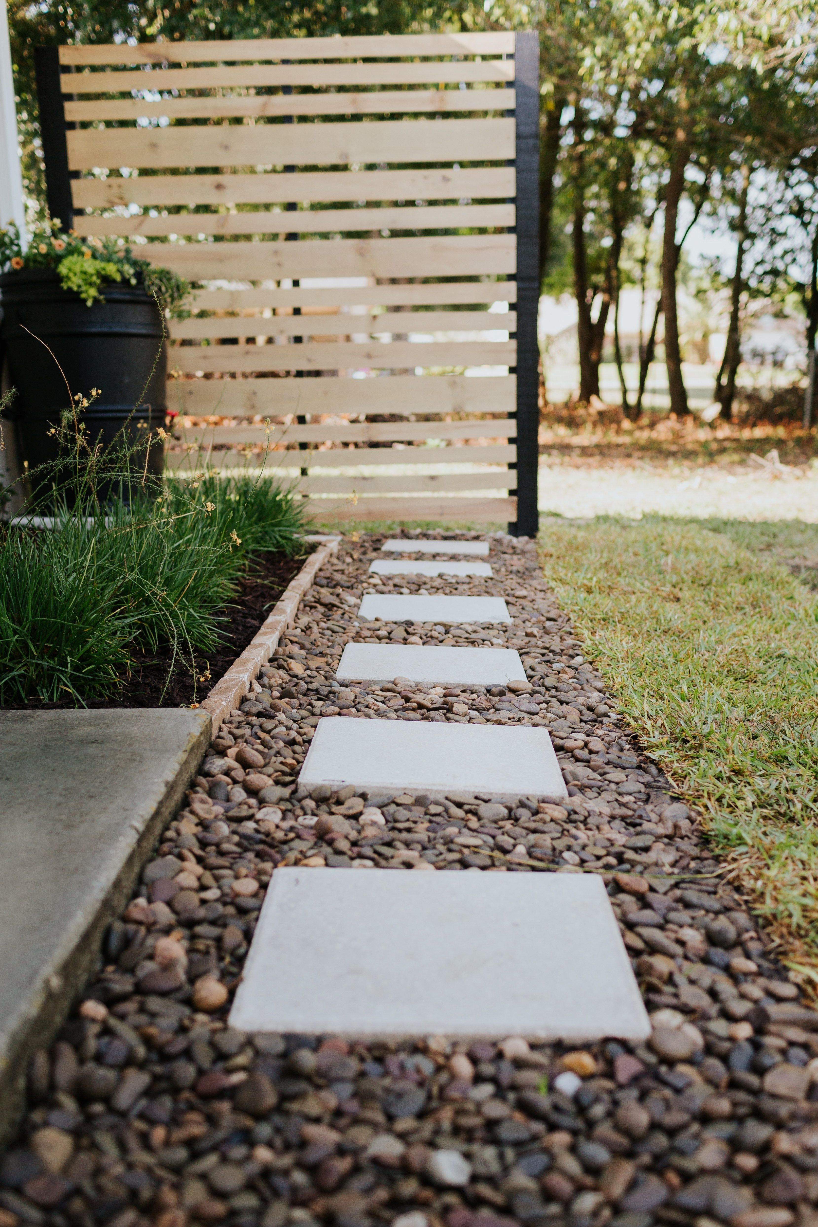Adding Curb Appeal and Functionality to Our Yard - Within the Grove