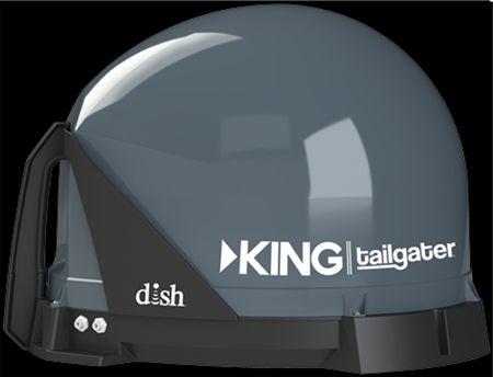 King VQ4500 Tailgater Satellite TV Antenna   RVupgrades